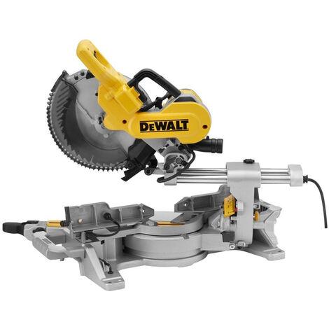 Scie à onglet radiale 1600W 250 mm DEWALT - DWS727-QS