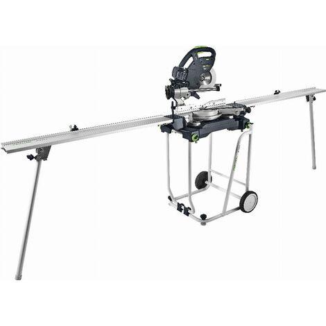 Scie à onglet radiale FESTOOL KAPEX KS 60E-UG-Set XL - 1200W Ø216 mm - 574789
