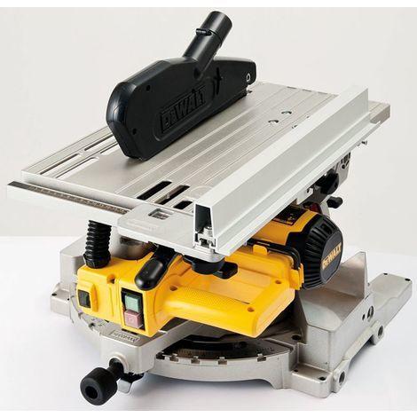 Scie à onglets et à table supérieure DEWALT Ø305 mm 1600W - D27113