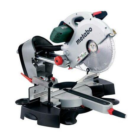 Scie à onglets METABO KGS 315 Plus - 2200W Ø315 mm - 0103150000