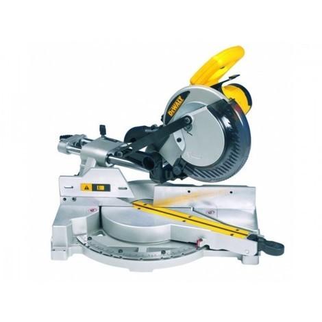 Scie à onglets radiale électronique DeWalt 216mm DW712