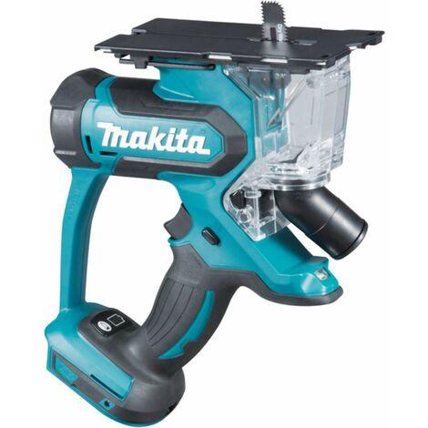 Scie à placo 18V LTX (Machine seule) dans coffret Makpac - MAKITA DSD180Z