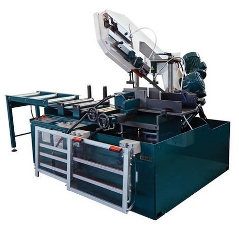 Scie à ruban automatique SR 450 BAV - 400V 4000W - 20114039 - Sidamo - -