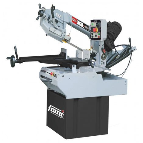 Scie à ruban stationnaire métal FEMI descente automatique - coupe max. 255mm - N310DADG