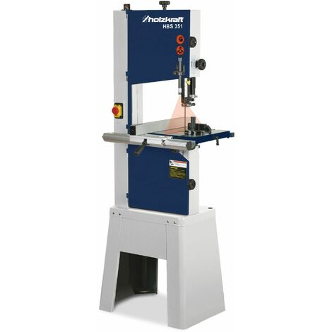 Scie à ruban verticale Holzkraft HBS351