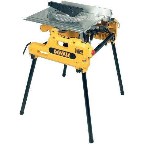 Scie à Table et à Onglets - 2000 W - 2850 t/min - 250 mm - DEWALT, DW743N-QS