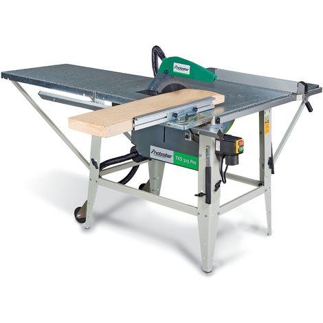Zipper table scie circulaire zi-tks315
