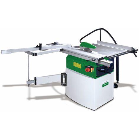 Scie à table stationaire pour le bois - ø 250 mm Holzstar TKS250SC 400V