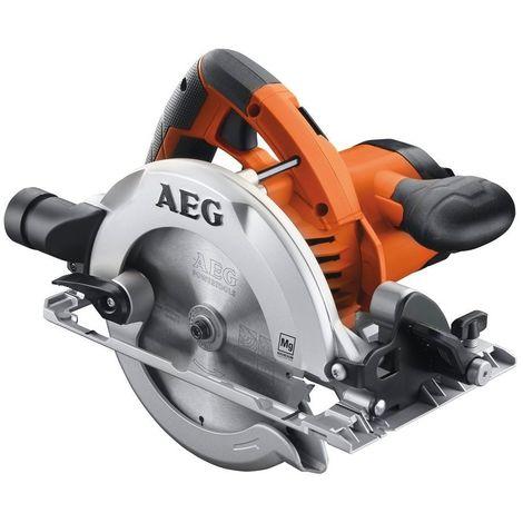 Scie circulaire 1200 Watts , 54 mm , AEG KS 55-2 - 4935446665