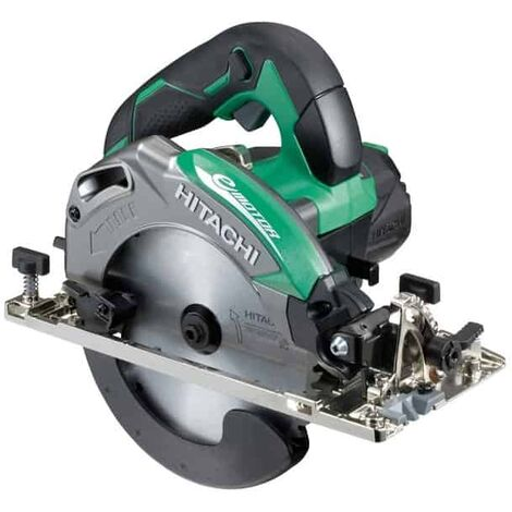 Scie circulaire Ø165 mm 1050W Brushless 66 mm HITACHI - C6MEY