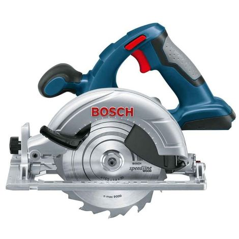 Scie circulaire 18V Li-Ion 165mm (machine seule) - Bosch Pro GKS18 V-LIN