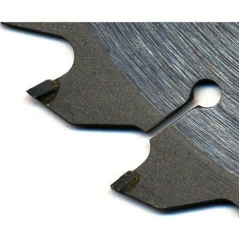 Scie circulaire 250 mm pour bois 80 dents