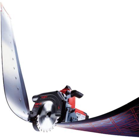 Scie circulaire 900W MAFELL Ø 120mm - avec rail KSP 40 - malette transport - 915801