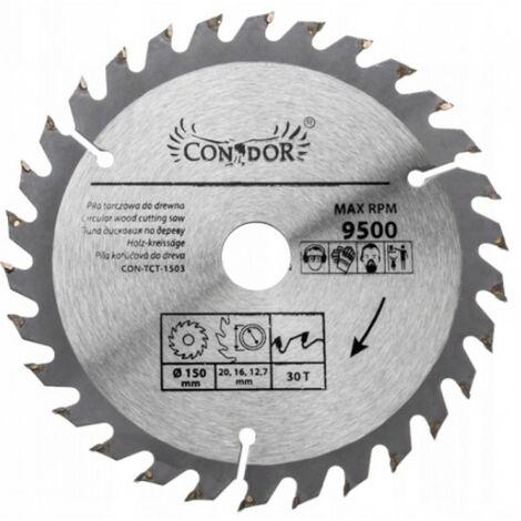 Scie circulaire à bois 210 mm 40 dents