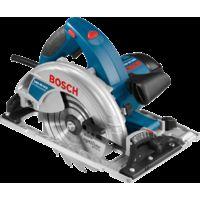 Scie circulaire BOSCH 190mm GKS 65 GCE Pro 1800W + Rail FSN 1600 en L-BOXX - 0601668902