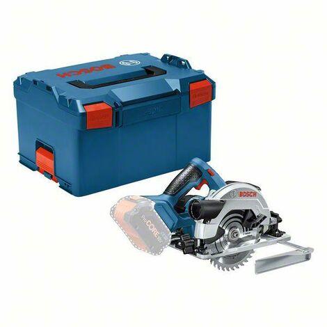 Bosch Scie circulaire GKS 18V-57 G, Sans batterie, ni chargeur, L-BOXX - 06016A2101