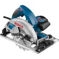 Scie circulaire BOSCH GKS 65 G Professional - 1600 W Ø 190 mm + 1 lame de scie - 0601668904