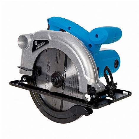 Scie circulaire D. 185 mm 1200W 230V (UE) - 932499 - Silverline - -
