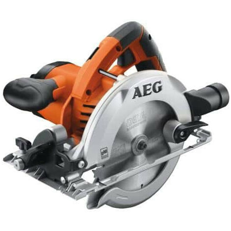 Scie circulaire électrique AEG 1200W 54mm KS 55-2