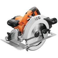 Scie circulaire électrique AEG 1600W 64mm KS 66-2