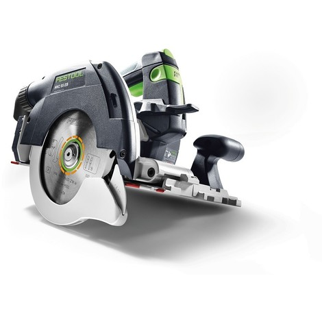 Scie circulaire FESTOOL capot basculant HKC 55 - Sans batterie, ni chargeur - 201358