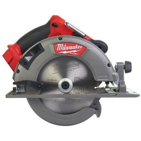 Scie circulaire Fuel 18V M18 CCS66-0X MILWAUKEE sans batterie - 4933459395