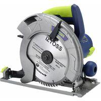 Scie circulaire IZTOSS 1600W +1*60T lame
