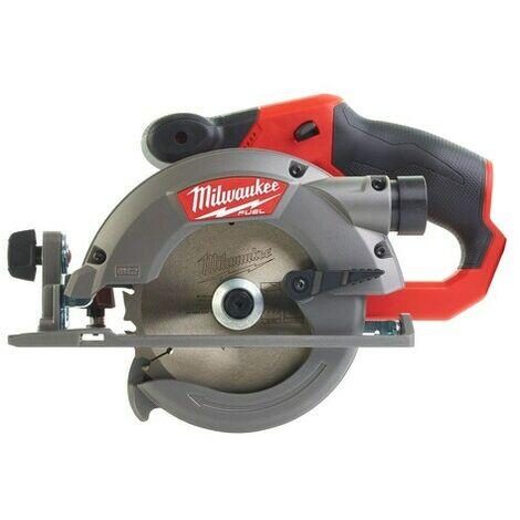 Scie circulaire MILWAUKEE FUEL M12 CCS44-0 12V sans batterie 4933448225