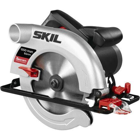 Scie circulaire portative 184 mm SKIL 5665AA F0155665AA 1250 W 1 pc(s)