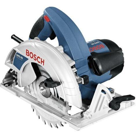 Scie circulaire portative 190 mm Bosch Professional GKS 65 0601667001 1600 W 1 pc(s)