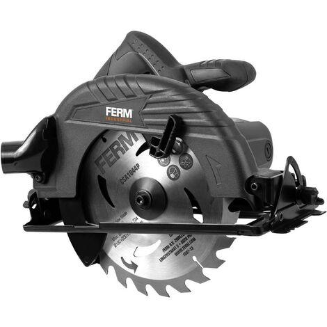 Scie circulaire portative Ferm CSM1041P CSM1041P 190 mm 1050 W 1 pc(s)