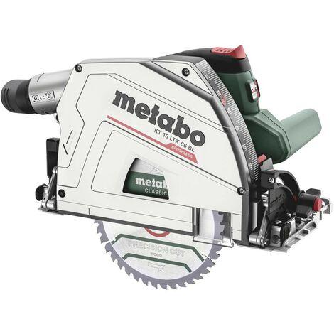 Scie circulaire portative sans fil Metabo 601866840 165 mm sans batterie 18 V 1 pc(s)