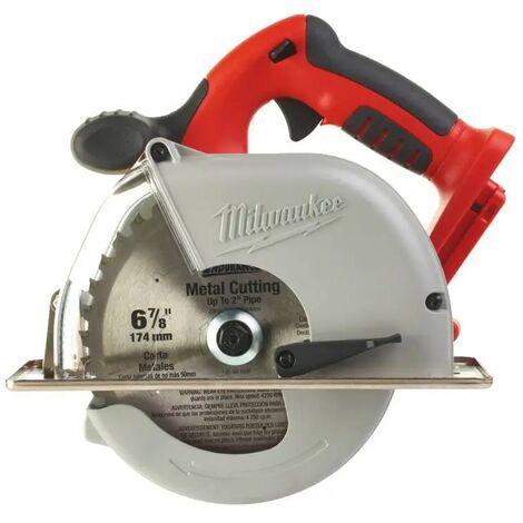 Scie circulaire pour métal sans fil 28V Li-Ion HD28 MS-0 - 174mm (machine seule) | 4933416880 - Milwaukee