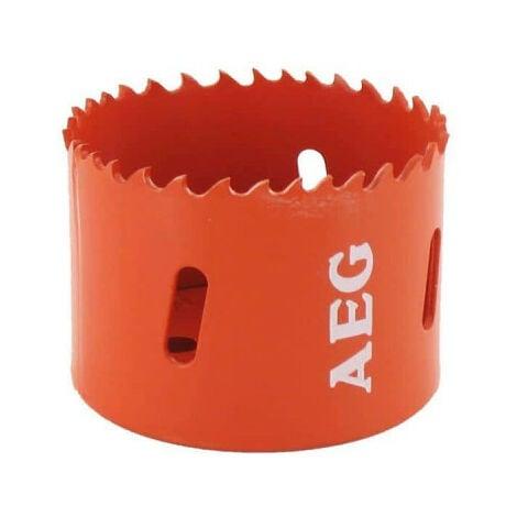 Scie cloche AEG bi-métal 60mm 4932367267