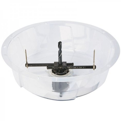 Scie cloche ajustable MILWAUKEE Ø51-178 mm - 49560260