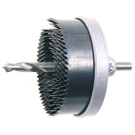 Scie cloche amovible - 22,5 mm - Ø 25 à 62 mm - Riss