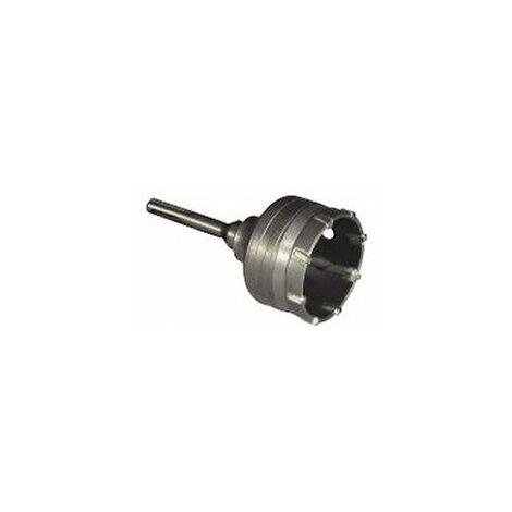 Scie cloche au carbure pour béton - Diamètre 68mm