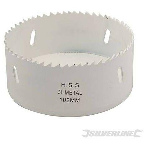 Scie-cloche bi-métal, 102 mm