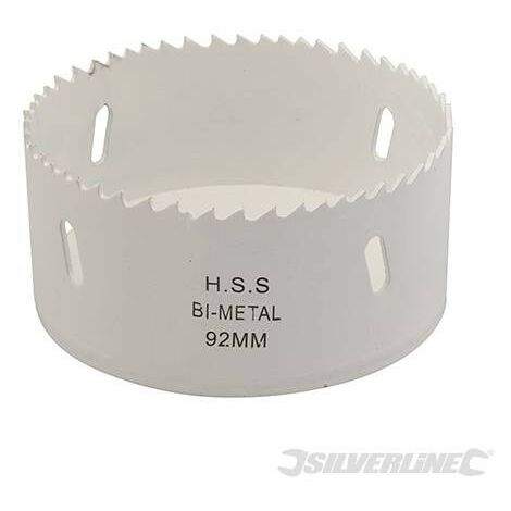 Scie-cloche bi-métal, 92 mm