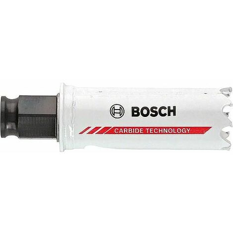Scie-cloche BOSCH® metal dur Endurance for Heavy Duty Carbide Ø 32 mm