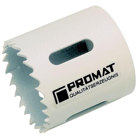 Scie cloche Ø de la scie 64 mm Profondeur de coupe 3 denture combinée 4/6 HSS bi-métal sans accessoires