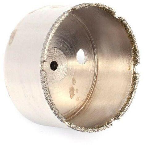 Scie cloche diamant 28 mm pour carrelage grès