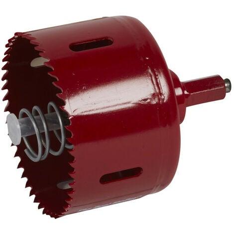 Scie cloche diamètre 80mm pour point de connexion Logix (27040)