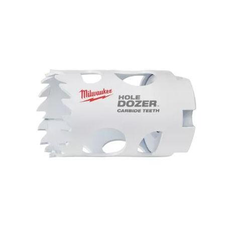 Scie cloche Hole Dozer Carbure MILWAUKEE 35 mm - 49560712