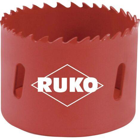 Scie cloche HSS bimétal 51 mm RUKO 106051 B 51 mm 1 pc(s)