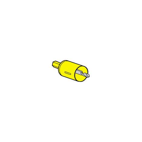 Scie cloche pour boite applique Batibox cloison sèche 893 46 - Ø40