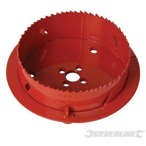 Scie-cloche pour le perçage de trous d'accès, 110 mm