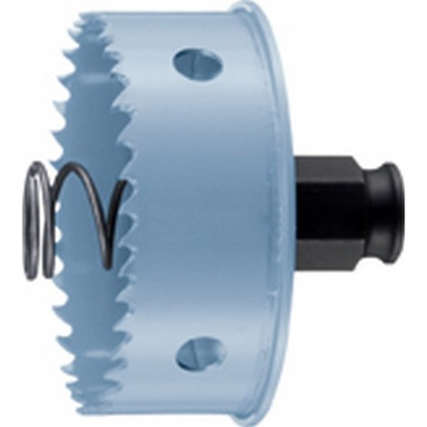 Scie cloche Power Change, Sheet Metal, Ø : 41 mm, Vitesse de rotation tr/mn INOX 105, Vitesse de rotation tr/mn acier 210