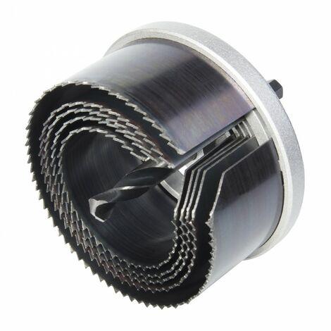 Scie cloche T10 Diam.60/68/74/80/95 mm WOLFCRAFT
