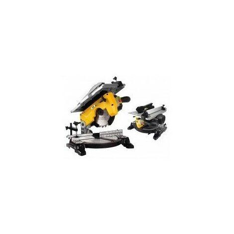 Scie combinee onglet / circulaire - 1200w boîte - réf.: scie combinée puissance:1200w poids:10 kg